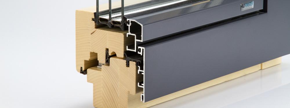 Holz oder holz alu fenster evofenster blog - Kunststofffenster oder alufenster ...