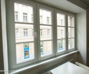 Kunststofffenster Montage in Wien
