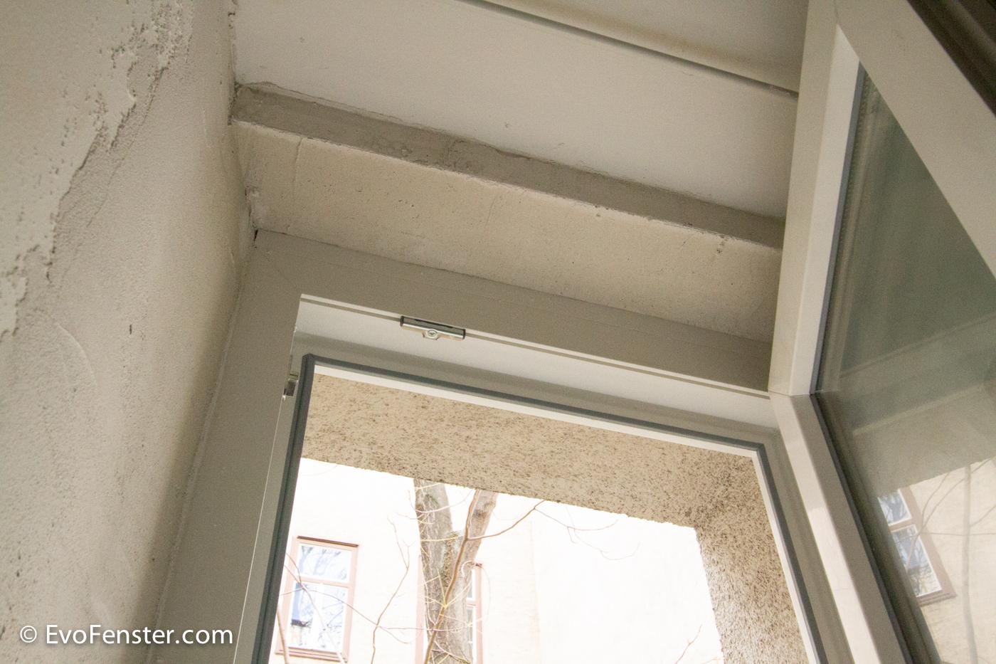 Fenstersanierung - Montage Kunststofffenster in Wien