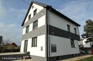 Sanierung mit günstigen Fenster aus Kunststoff